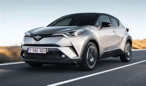 Toyota Crossover Vehicles Toyota C Hr 2016 New Crossover Shares Prius Credentials