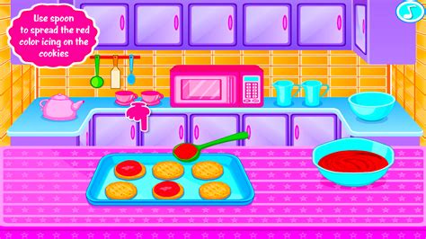 sweet games for girls girl games sweet cookies game for girls android apps on google play