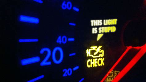 why does engine light come on why the check engine light must be banned