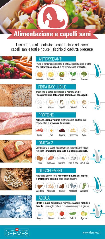 alimenti per i capelli alimentazione e nutrimento capelli istituto dermes