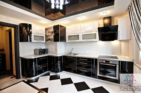 Latest Kitchen Backsplash Trends 35 l shaped kitchen designs amp ideas kitchen