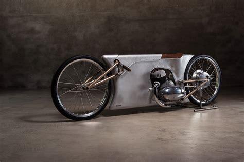 easy  ultra minimalist motorcycle core