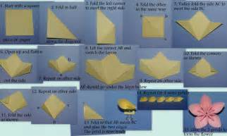 Easy Origami Flower Step By Step - modular an origami a day page 2