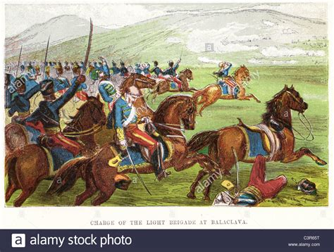 charge of the light brigade war charge of the light brigade at the battle of balaclava