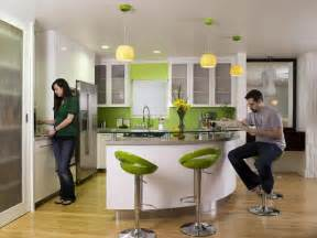 green home kitchen design green kitchens