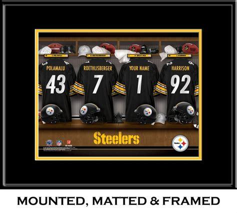Steelers Locker Room by Image Pittsburgh Steelers Locker Room