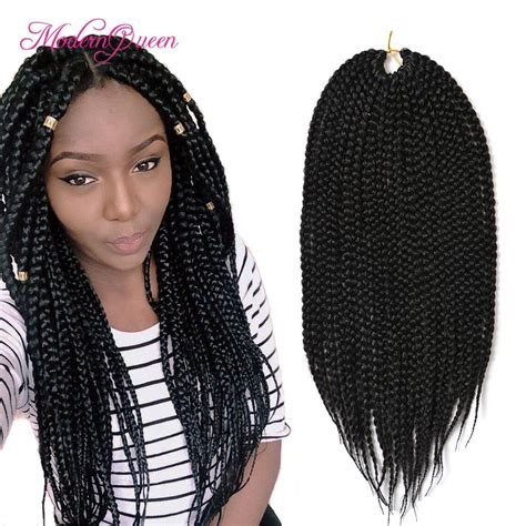 how much does it cost to get crochet braids 2018 cheap ombre pretwist 3s crochet box braids hair