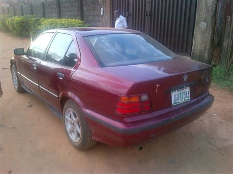 Bmw 1 Series Price In Nigeria nigeria used bmw autos nigeria