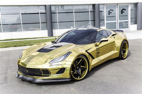 corvette stingray gold gold corvette on f2 21 ecl