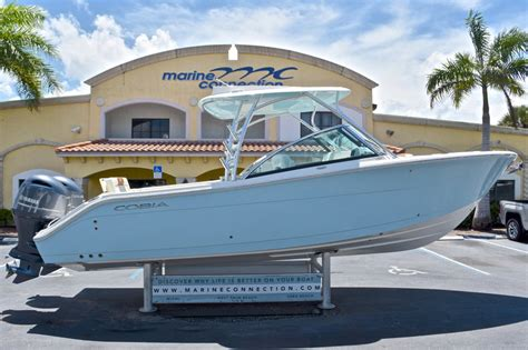bay boats for sale treasure coast 2017 cobia 280 dc dual console boats for sale treasure