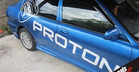 Proton Garage by Jdmdecals Garage Proton Decal Project