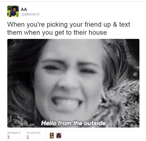 Adele Memes - 15 of the funniest hello memes on the internet webchutney