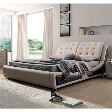 contemporary beds cool modern beds bed frames