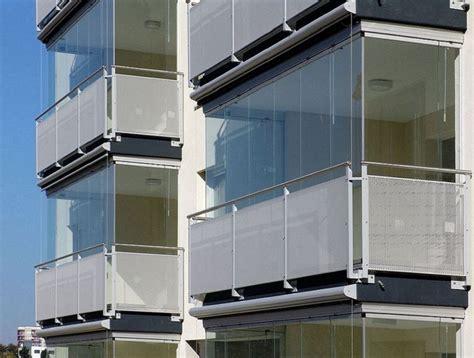 chiudere una veranda chiudere un balcone con vetrate duravit nel 2019
