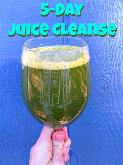 Five Day Detox Juice by Juicing Diaries Days Four Five Of My 5 Day Juice