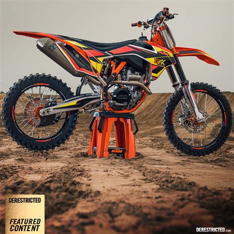 Ktm Parts Usa Ktm Powerparts Offroad 2015 Derestricted
