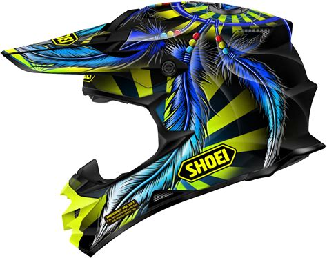 shoei motocross helmets closeout shoei vfx w grant 2 off road moto helmet closeout ebay