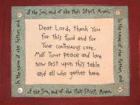 Wedding Blessing Of The Food by Scripture For Today May 2012