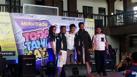 Motor Trade Laoag City by Suzuki And Motortrade Spread Tawa Saya As They Stage