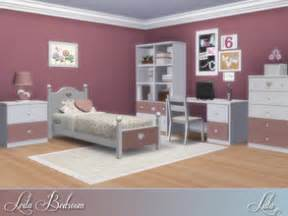 Bedroom With 3 Beds » New Home Design
