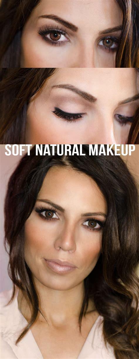Natural Makeup Tutorial Pinterest | soft neutral makeup tutorial makeup beauty pinterest