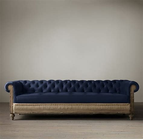 Chesterfield Sofa Restoration Hardware 1000 Images About Deconstructed On Pinterest Shelters Furniture And Club Chairs