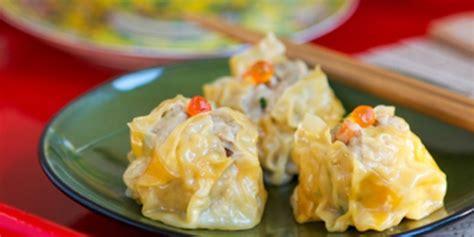 resep membuat siomay wortel resep membuat siomay udang kenyal dan nikmat resep nasional