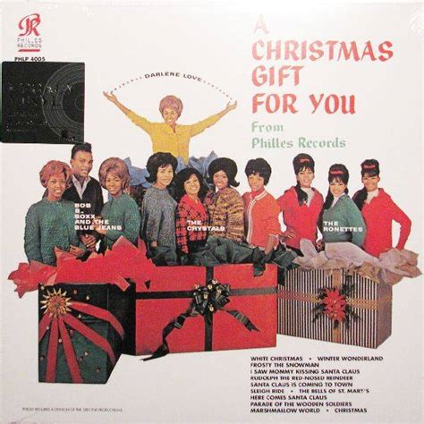 phil spector a christmas gift for you vinylvinyl