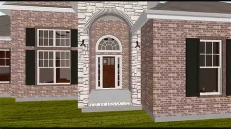 Montgomery Texas House Plans Custom Home Design Youtube Custom House Plans Tx