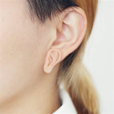 third ear earrings
