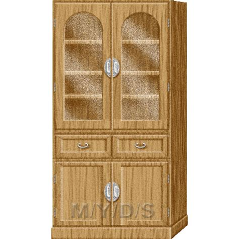 Press Or Cupboard Cupboard Press Clipart Free Clip
