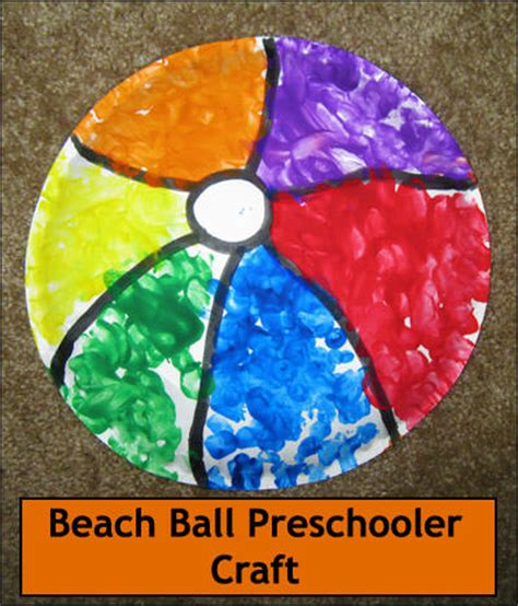 10 awesome beach themed projects for a vacation like feel 21 fun beach crafts for kids tip junkie