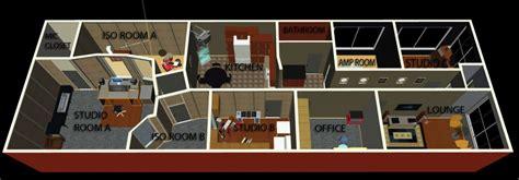 music studio layout studio layout parhelion recording studio atlanta