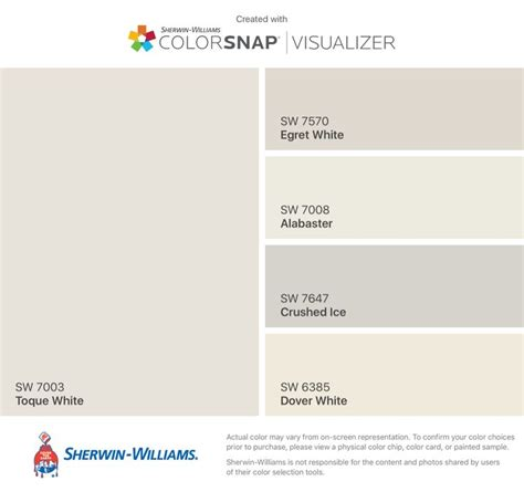 sherwin williams egret white best 25 sherwin williams dover white ideas on