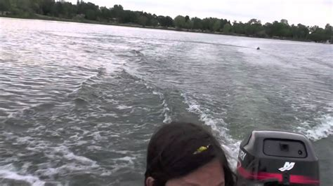 bow lake boat r traxxas spartan rc boat at bow mar lake littleton co youtube