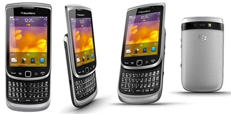 Blackberry 9810 Torch 2 Garansi 2 Tahun Platinum The One batam city square