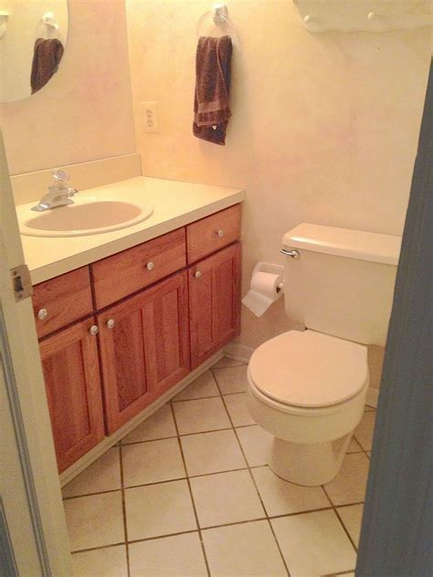 powder room renovation ideas hometalk powder room remodel