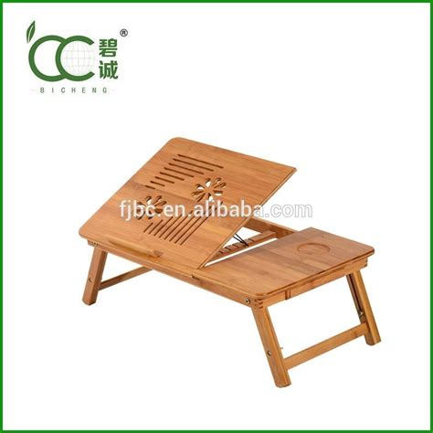 china factory supply eco friendly bamboo folding laptop