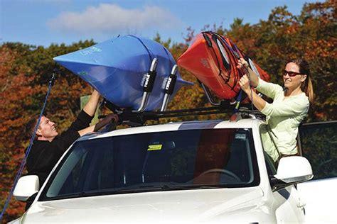 Dual Kayak Roof Rack by Thule Kayak Racks Thule Kayak Carrier
