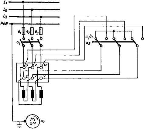 wye delta starter wiring diagram get free image about