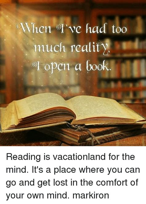 it s a strange place books when we had much reality til open a book reading is