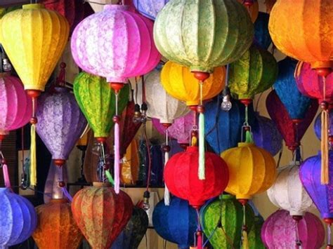 Vietnamese Lanterns for Party Decorations