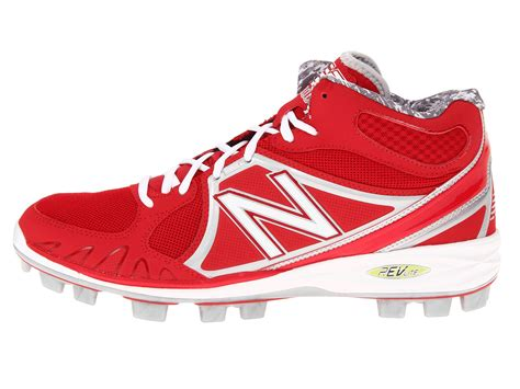 buy new wuzsdzde buy new balance baseball cleats red