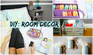 Room Decor Diys Diy Room Decor For Cheap Inspired