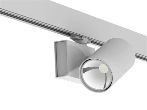 sistemi illuminazione a binario faretto orientabile a binario a soffitto sistema v14 by