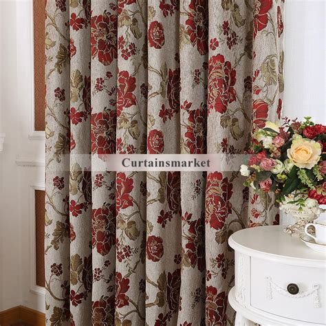 floral thermal curtains excellent quality floral thermal panel curtains