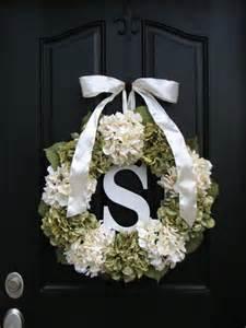 Wedding Wreaths For Front Door Items Similar To Wedding Decorations Wedding Wreaths