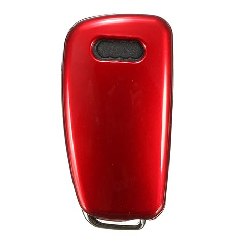 Casing Cover Audi Flipkey 3 Tombol remote flip key cover shell fob protection for audi