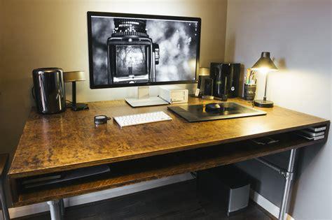 diy video editing desk the ultimate diy photography editing table diy photography