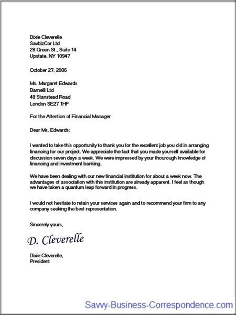 Official Letter American Business Letter Format Business Letter And Letters On